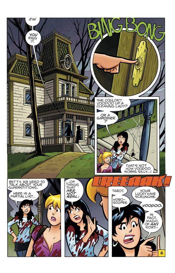 Archie Vs Predator 2 06