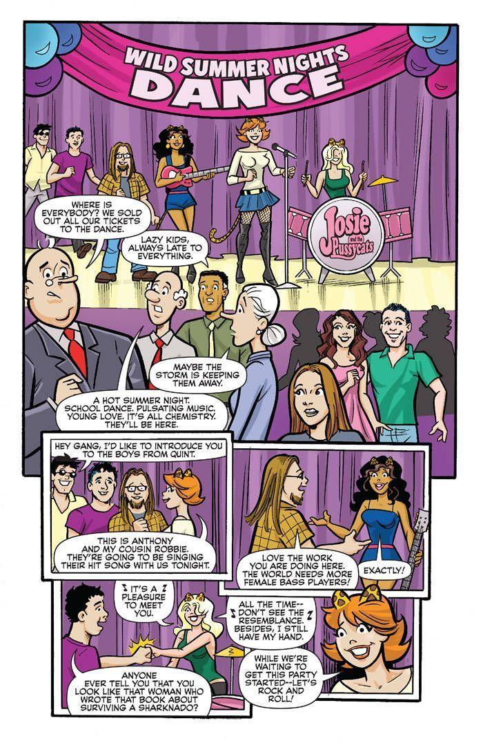 Archie Vs Sharknado 05