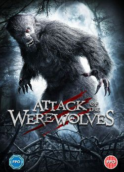 Attack Of The Werewolves Dvd Cover