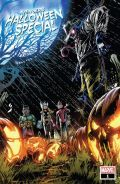 Avengers Halloween Special Cover