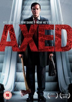 Axed Dvd Cover
