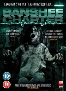 Banshee Chapter Dvd