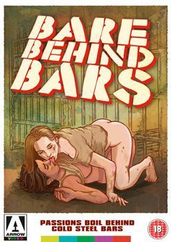Bare Behind Bars Dvd Cover
