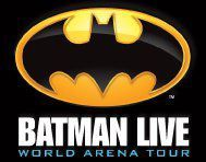Batman Live Logo