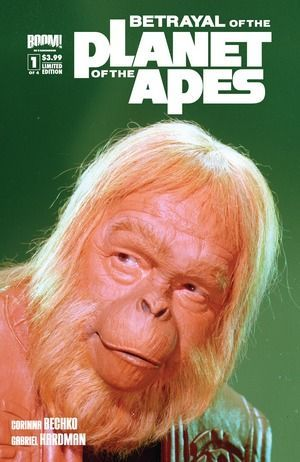 Betrayal Of The Planet Of The Apes 01