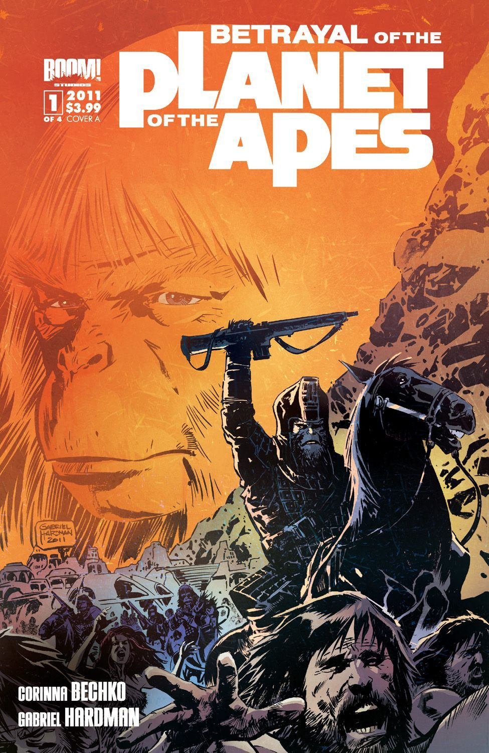 Betrayal Of The Planet Of The Apes 02