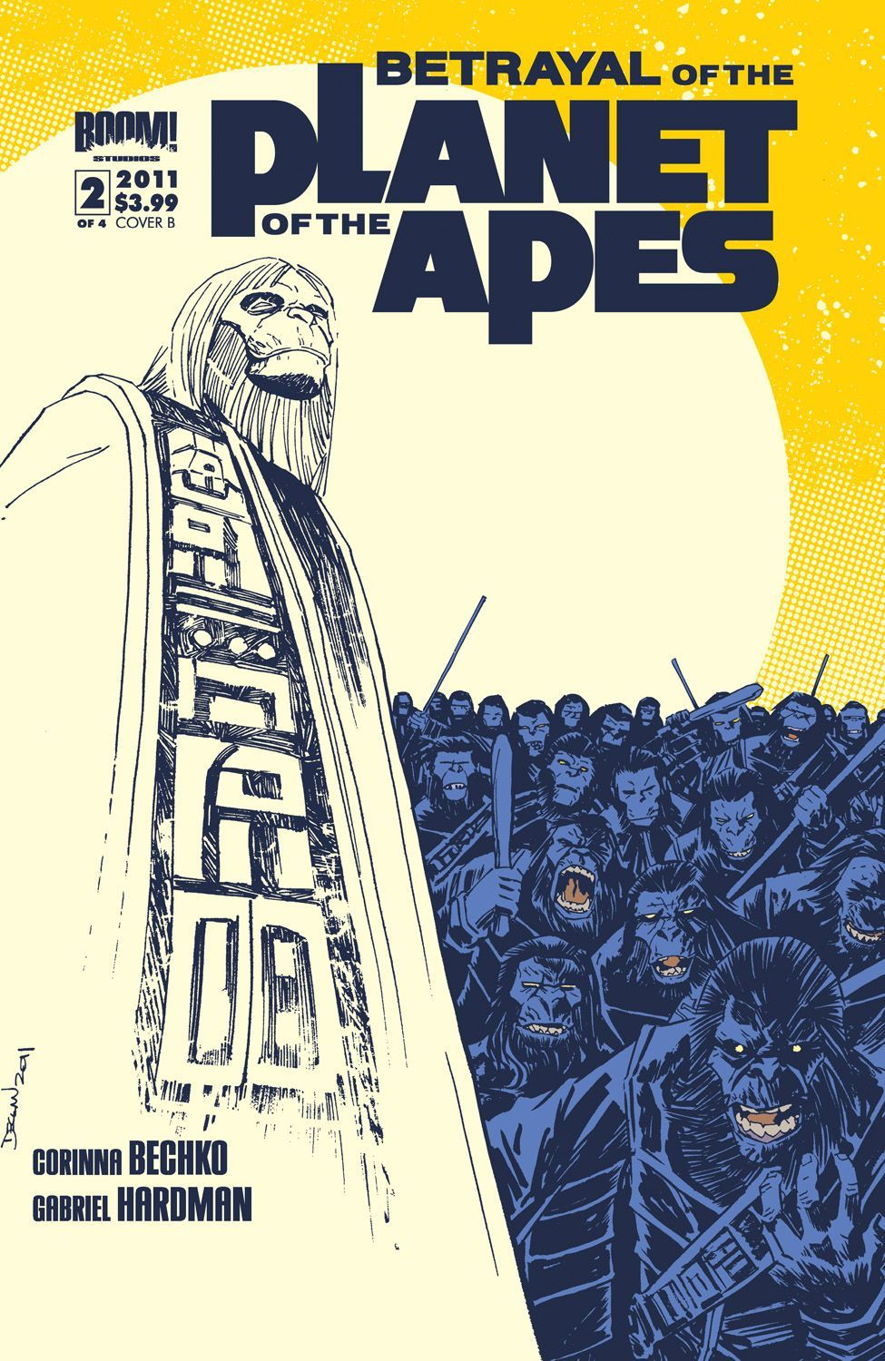 Betrayal Of The Planet Of The Apes 2 02