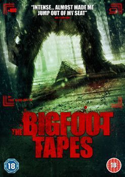 The Bigfoot Tapes Dvd Cover