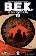 Black Eyed Kids Volume 2 Cover