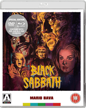 Black Sabbath Blu Cover