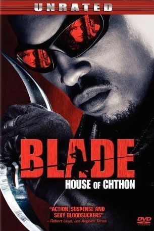 Blade House Of Chthon Poster