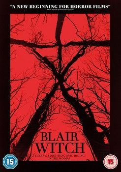 blair witch dvd