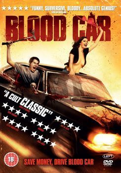 Blood Car Dvd Cover