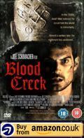 Buy Blood Creek Dvd