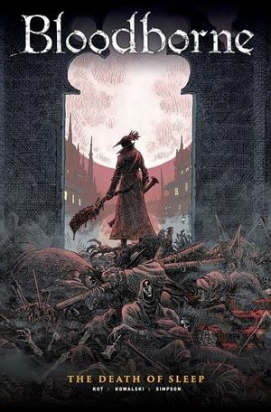 Bloodborne Vol 1 00