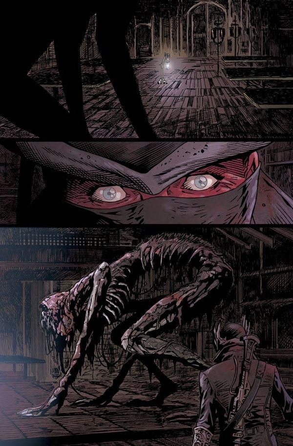 Bloodborne Vol 1 05