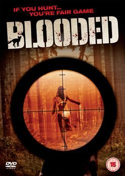 Blooded Dvd Cover