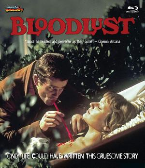 Bloodlust Blu Ray Poster