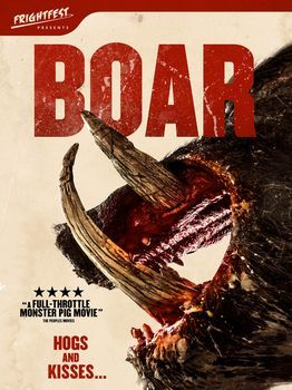 boar dvd cover