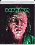 Body Melt Blu Ray Cover