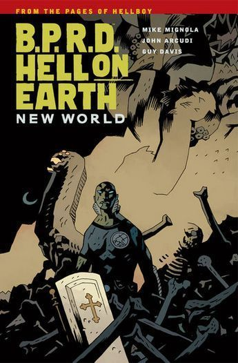 Bprd Hell On Earth 01