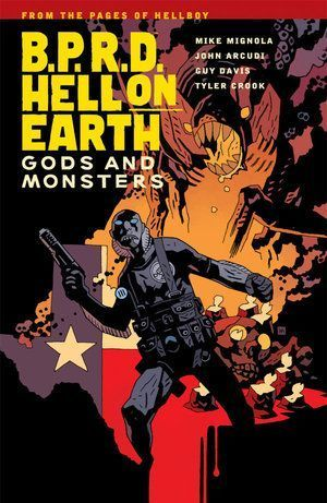 Bprd Hell On Earth Gods And Monsters 01