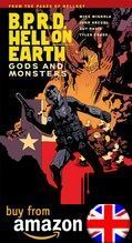 Bprd Hell On Earth Gods And Monsters Amazon Uk