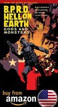 Bprd Hell On Earth Gods And Monsters Amazon Us