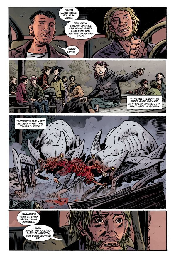 Bprd Hell On Earth Gods And Monsters 03