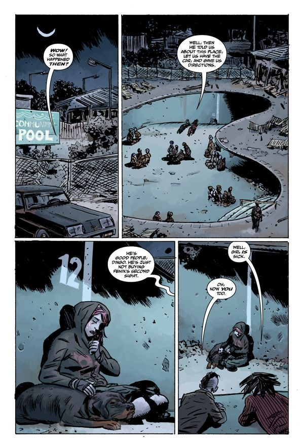 Bprd Hell On Earth Gods And Monsters 06