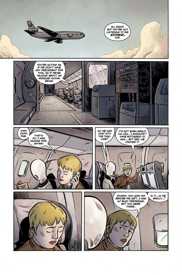 Bprd Hell On Earth Volume 3 Russia 01