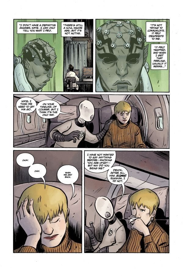 Bprd Hell On Earth Volume 3 Russia 02