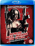 Bring Me The Head Of The Machine Gun Woman Blu Small