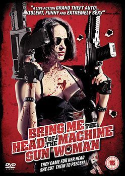 Bring Me The Head Of The Machine Gun Woman Dvd