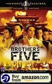 Brothers Five Amazon Us