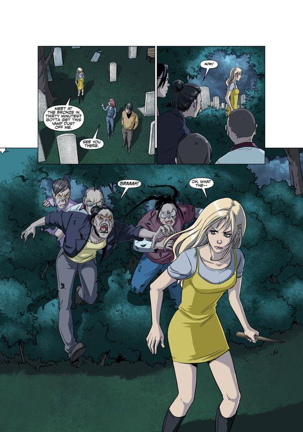 Buffy High School Freaks Geeks 05