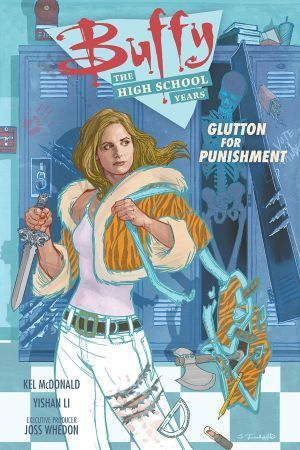 Buffy Glutton For Punishment 00