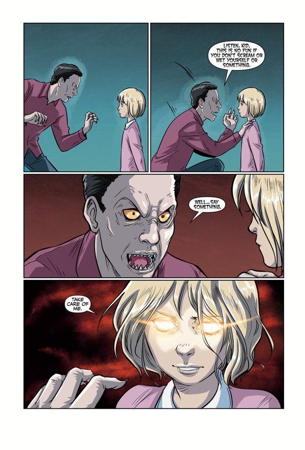 Buffy High School Parental Parasite 03