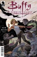 Buffy Season 10 1 Cover