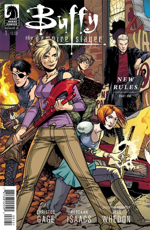 Buffy Season 10 1 05
