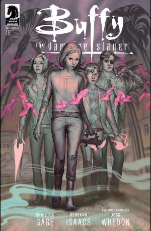 Buffy Season 10 15 00
