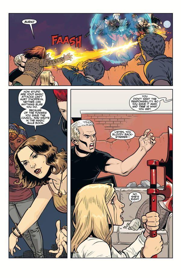 Buffy Season 10 30 01