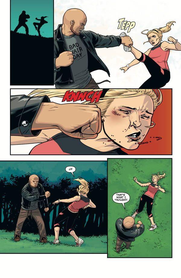 Buffy Season 11 8 01