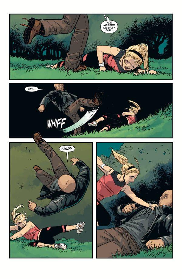 Buffy Season 11 8 02