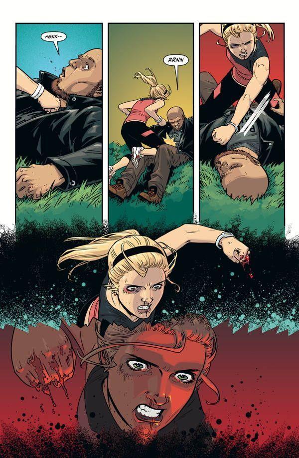 Buffy Season 11 8 03