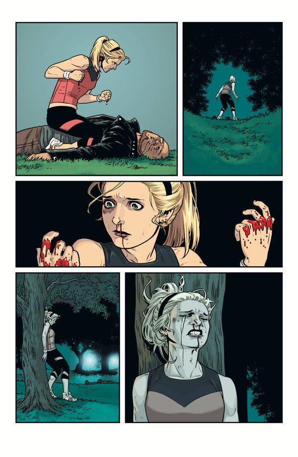 Buffy Season 11 8 04