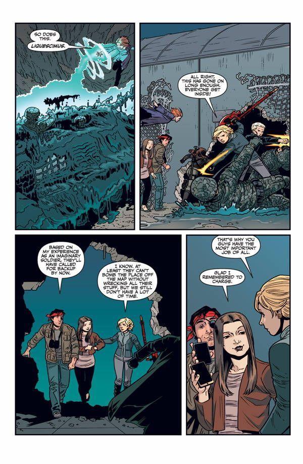 Buffy Season 11 11 03