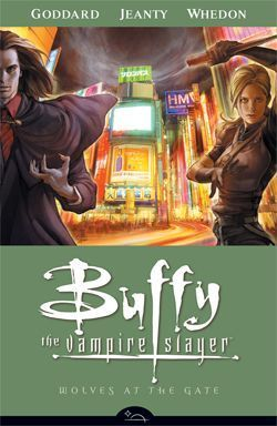 Buffy Volume 3 01