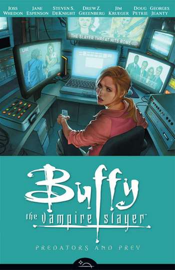 Buffy Volume 5 01