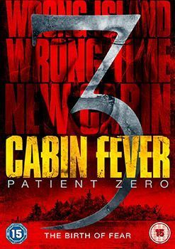 Cabin Fever 3 Dvd Cover